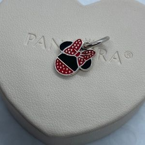 Minnie Mouse Icon Charm